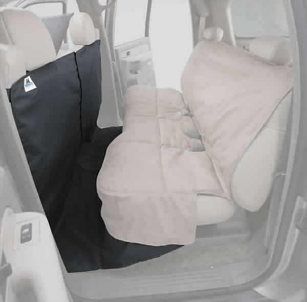 Covercraft SS3396TTXD SeatSaver Seat Cover for Ford F150 Extended Cab