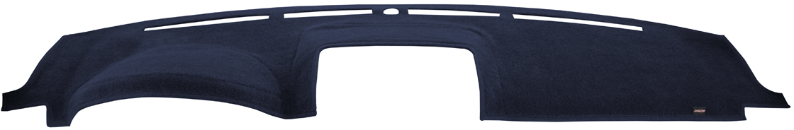 DashMat Original Dashboard Cover Pontiac Phoenix Premium Carpet, Red Covercraft 0329-00-73